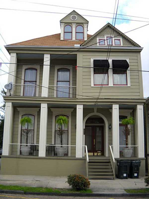 Large and Gracious 1 bdr Garden District Apartment - Third St, New Orleans