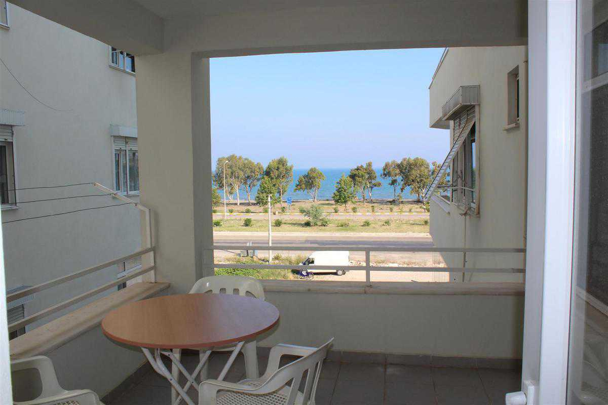 2 rooms flat with furniture @ beach - Akdeniz Caddesi, Antalya