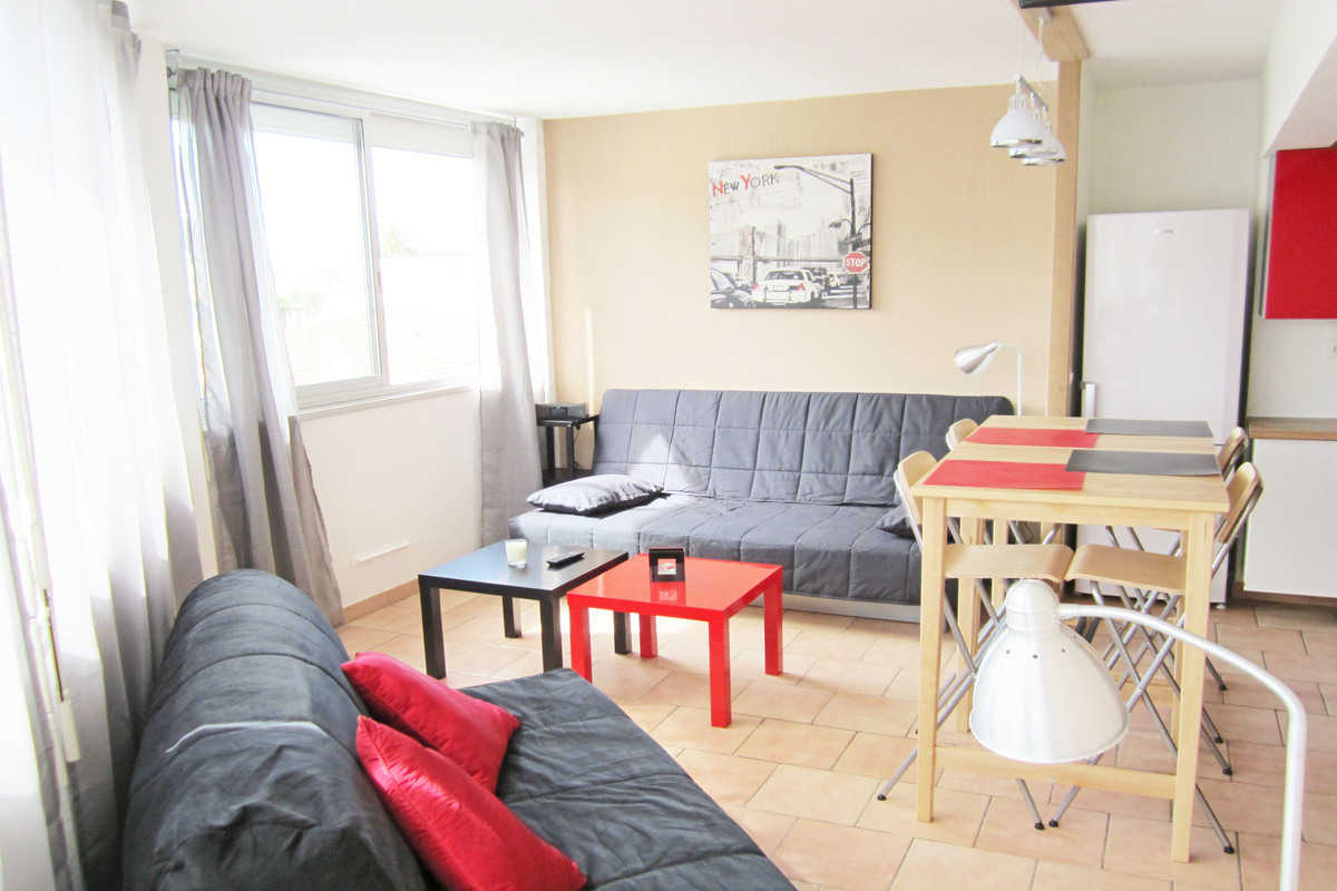 Very nice studio and close to the Promenade des Anglais - 34 Avenue st Augustin, Nice