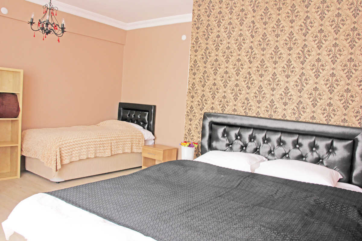 Dublex Room with a large BALCONY and a SEA VİEW  in Sultanahmet - Katip Sinan Cami Sk, Istanbul
