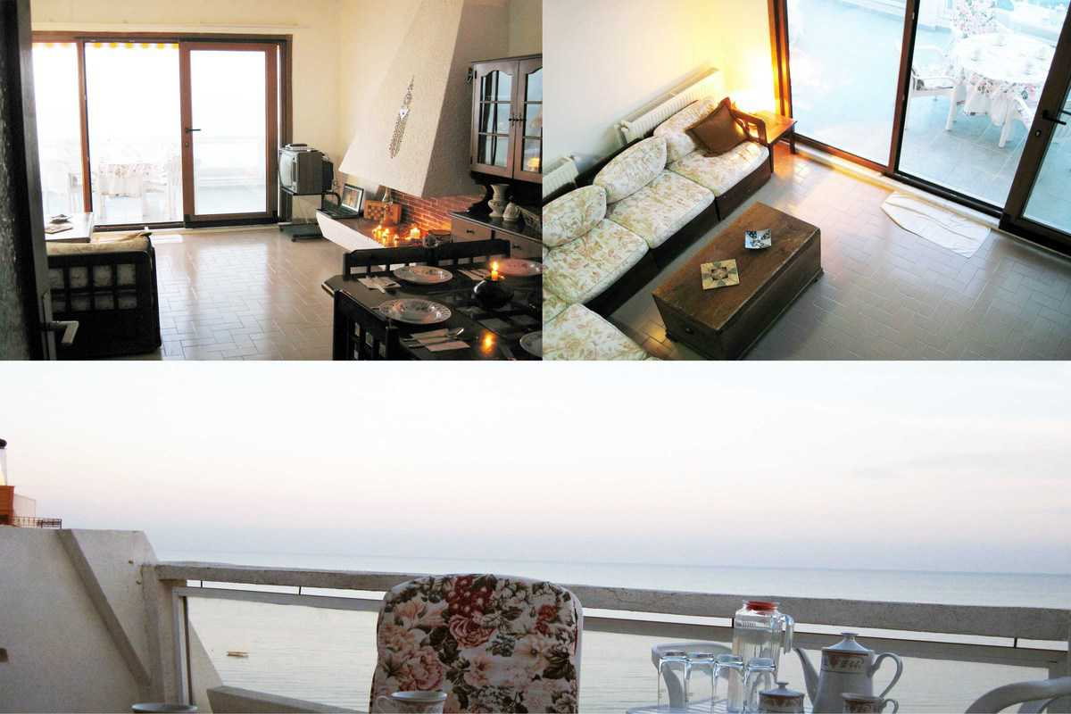 vocation flat with full sea view - Alibey Mah, Istanbul