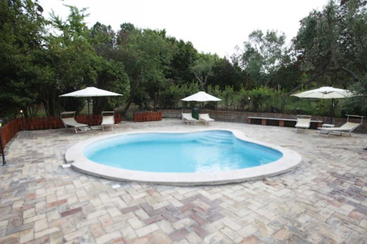 Villa with private pool and orchard Rome - Via Frà Giovanni,  Roma
