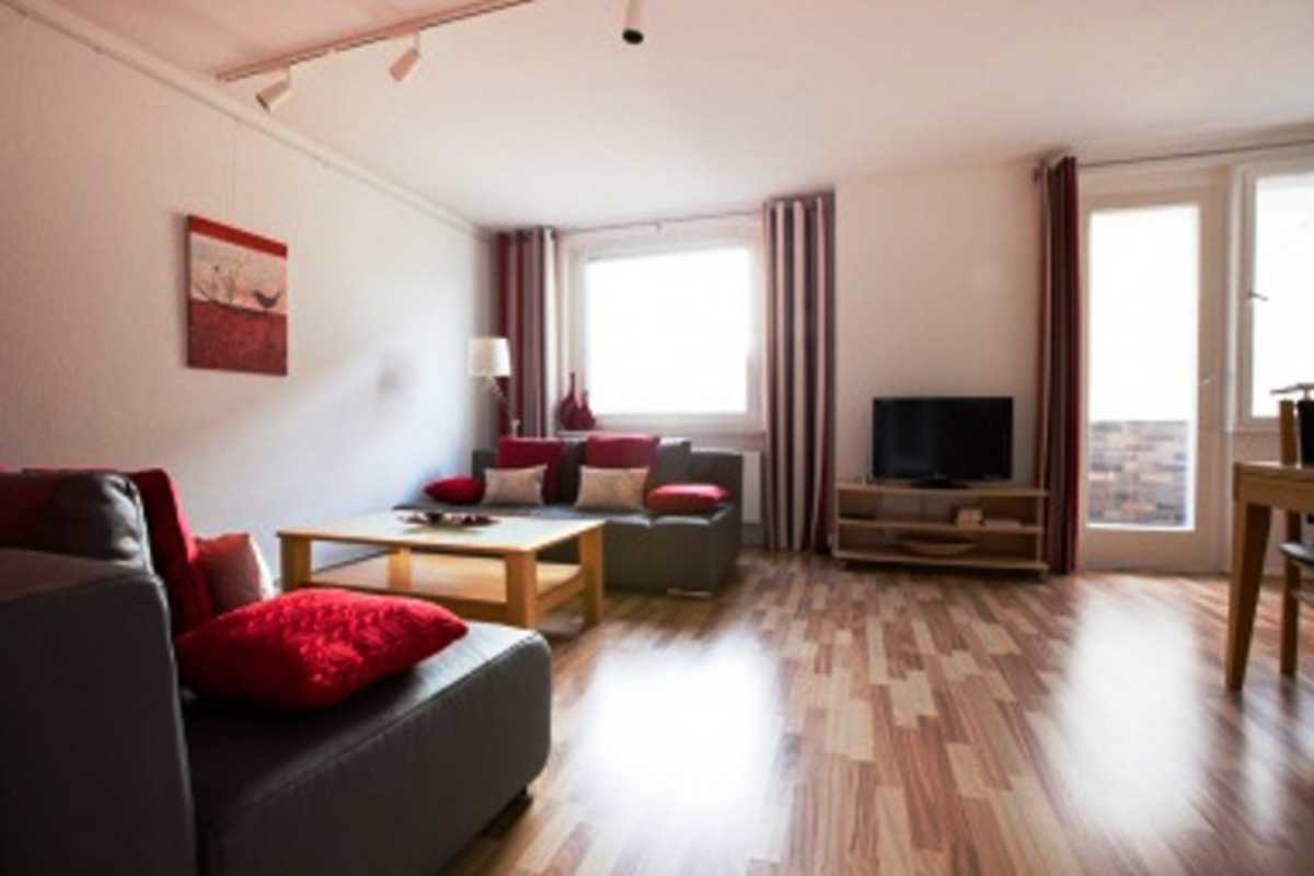 Art-Apartment-Berlin in Central Location - Triftstrasse, Berlin