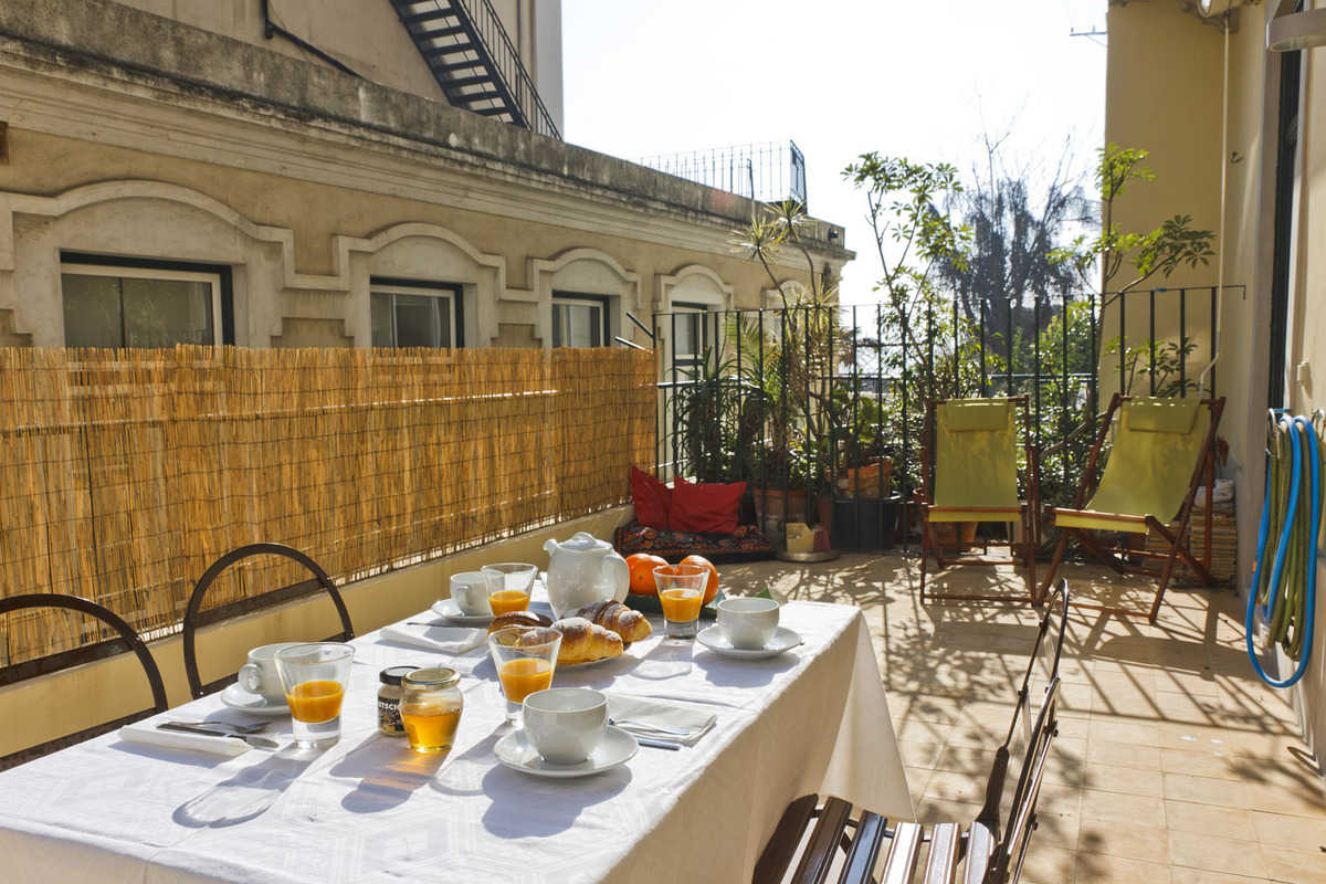 NEW PRICES! Terrace at Loft Chiado Ap. - Rua das Chagas, Lisbon