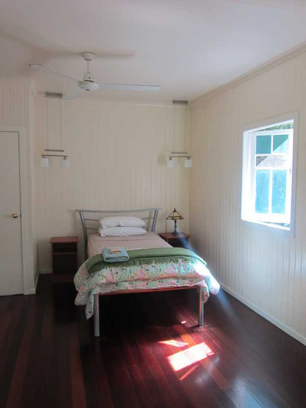Your room - kind single bed