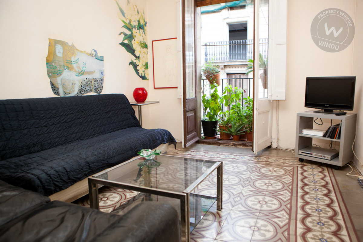 Very Big and Beautiful Catalan Flat - Carrer de Ferran, Barcelona