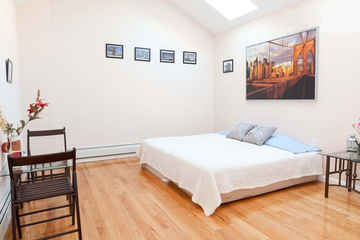 louer appart New York Chambre +