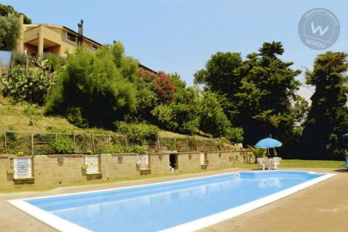 Torrita Tiberina apartment for 2 with pool - , Torrita Tiberina