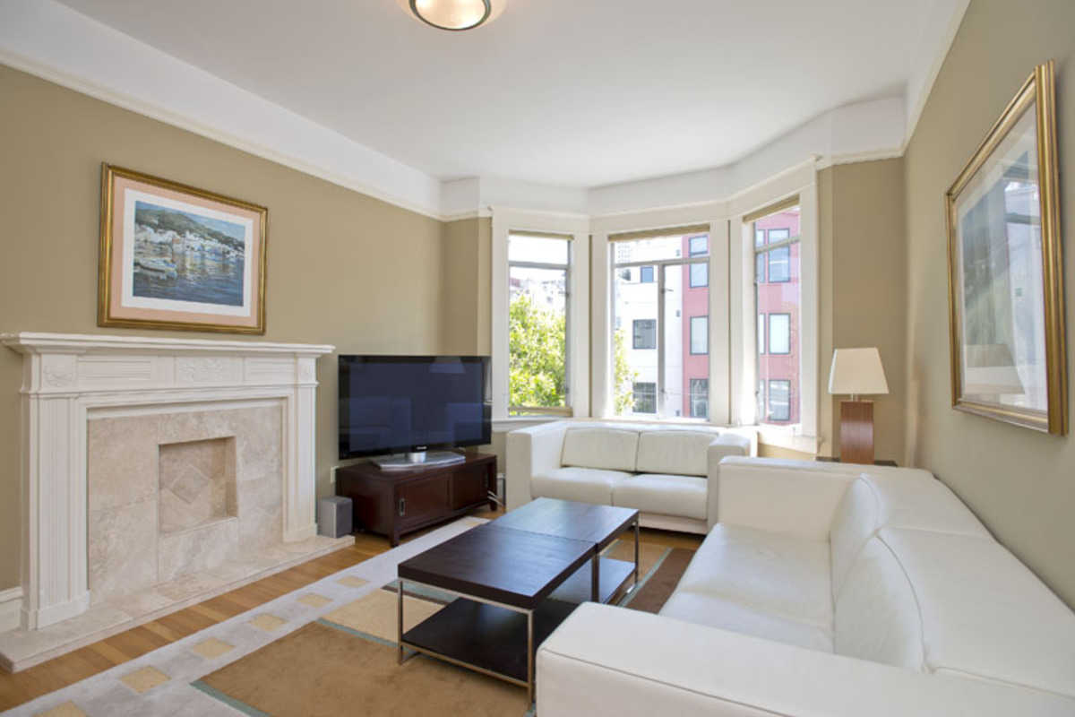 Fisherman's Wharf 3 Bedroom Flat - North Point Street, San Francisco