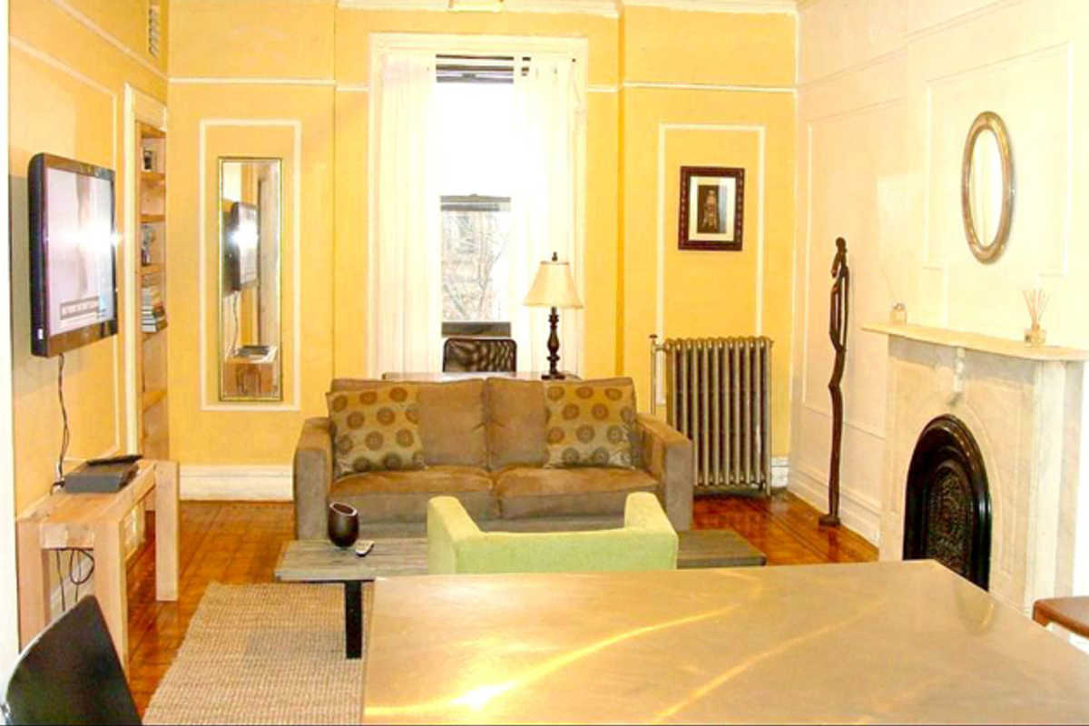 Brooklyn Flat in Historic Row House - Jefferson Ave, New York