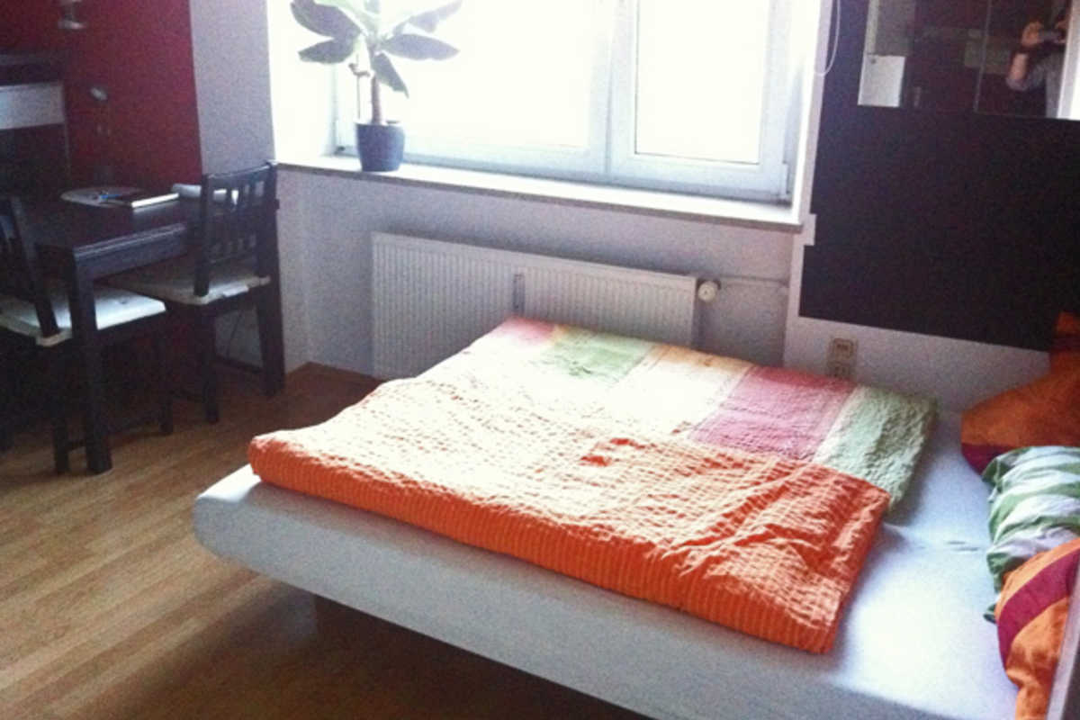 Private Room in top location with free WiFi - Agnes-Bernauer-Straße, Munich