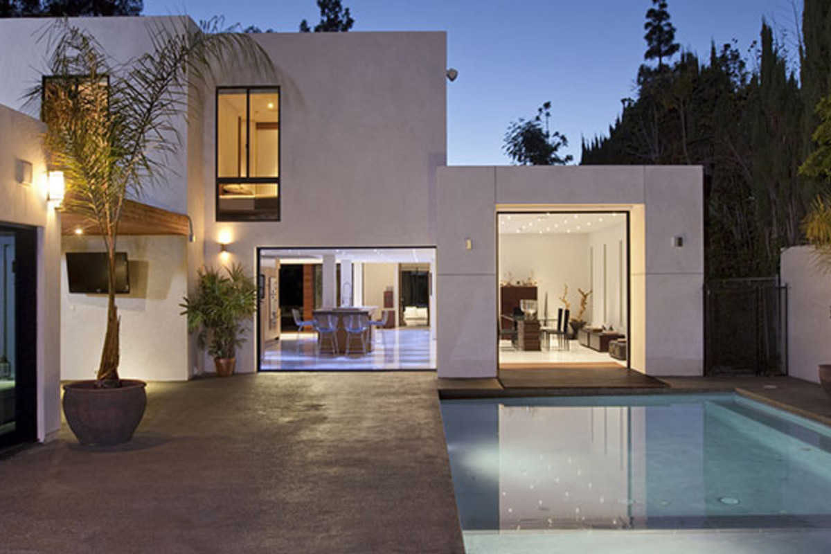Beverly Hills Modern Splendor - Woodland Dr, Los Angeles
