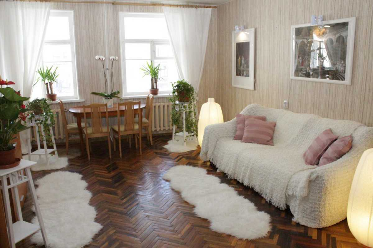 Large 2 room apt near the Conservatory, St. Petersburg - Griboyedova Kanala, Saint Petersburg