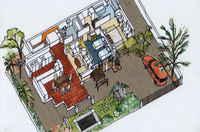 floor plan 120m2