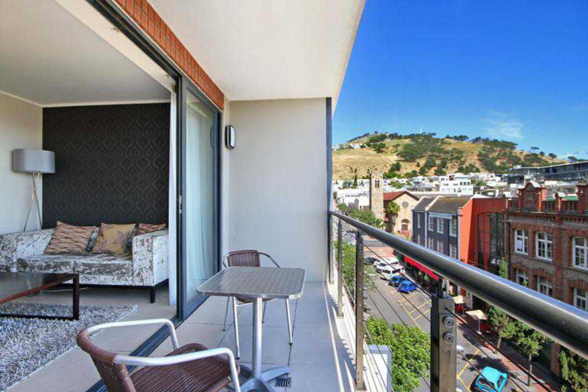 Apartment Natalie in De Waterkant - Alfred St, Cape Town