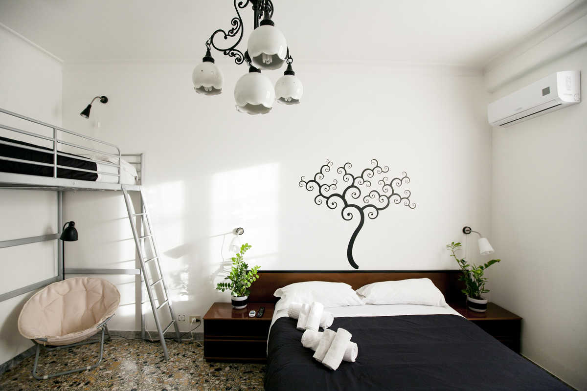 Beautiful Triple Room - Via dei Fulvi, Rome