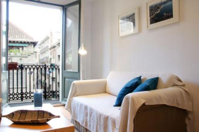 Cute Gotic Barceloneta Apartment (59380)