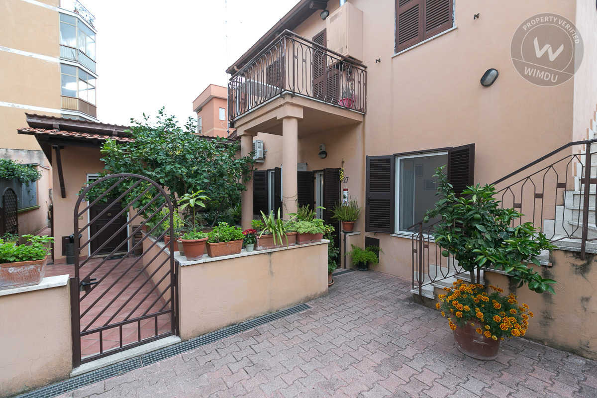 Nice Apartment near Vatican - Via dei Bonaccorsi, Rome