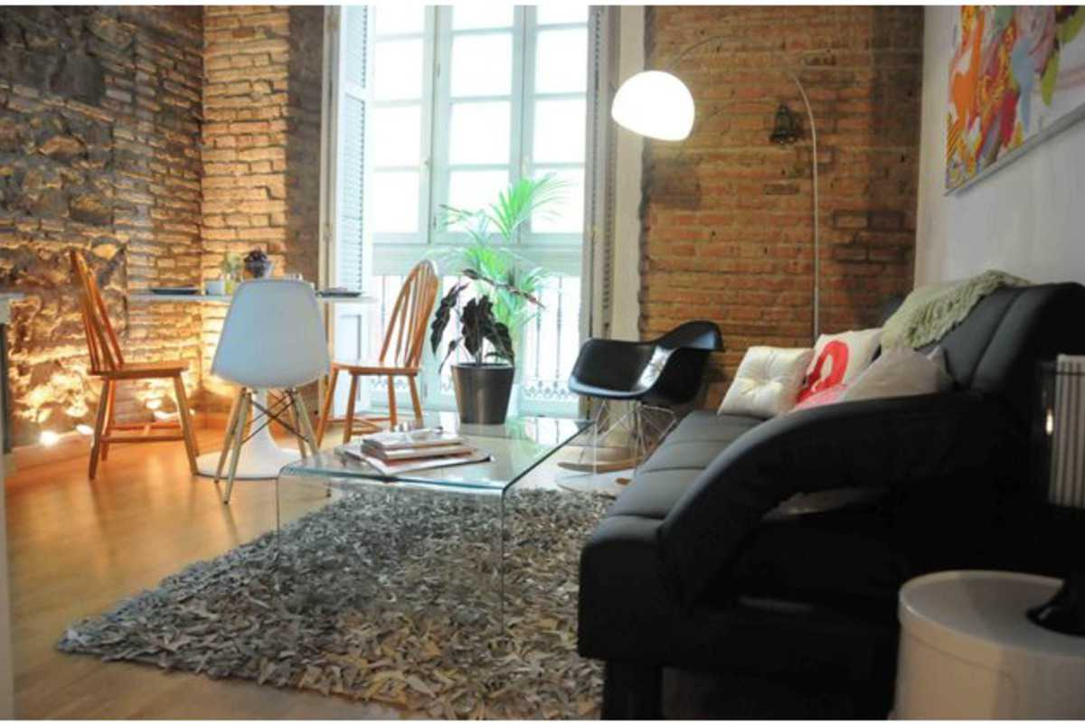 Modern and original Loft centally located - Calle de Sánchez Pastor, Malaga