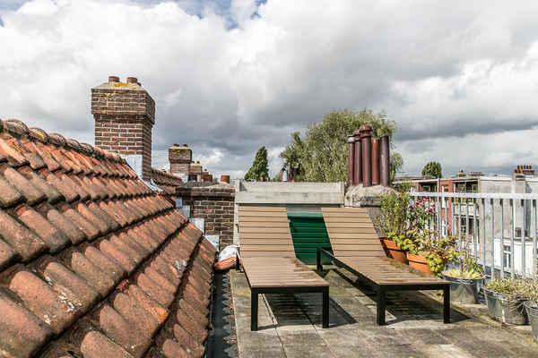 Appartamenti e b b amsterdam wimdu - Terrazza sul tetto ...