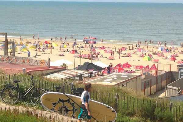Ferienwohnung in zandvoort g nstige unterkunft in zandvoort for Zimmer zandvoort