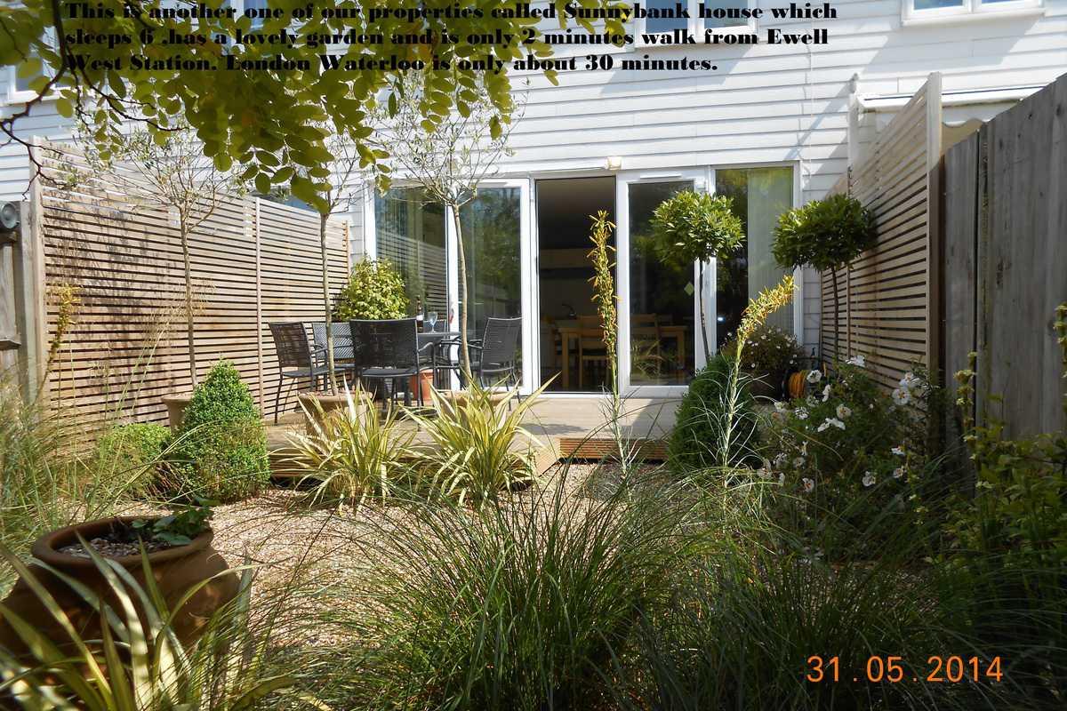 Maison moderne avec jardin - Maison de vacances - Londres