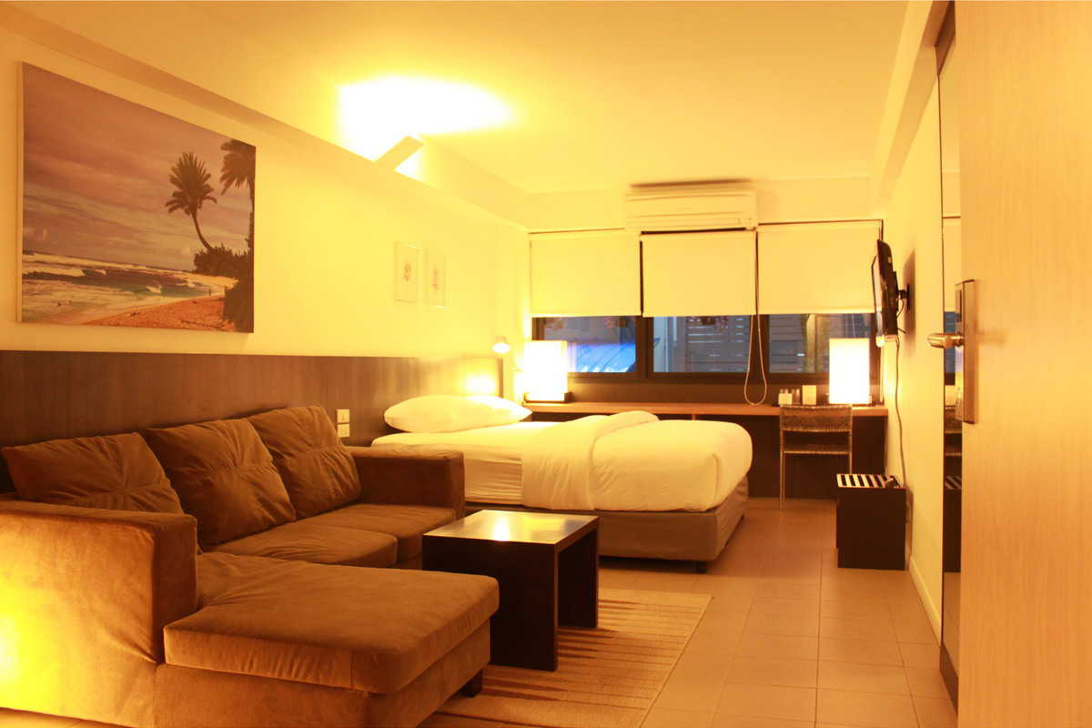 Boundless space for a group of travellers situated in the heart of bBangkok - Silom, Bangkok